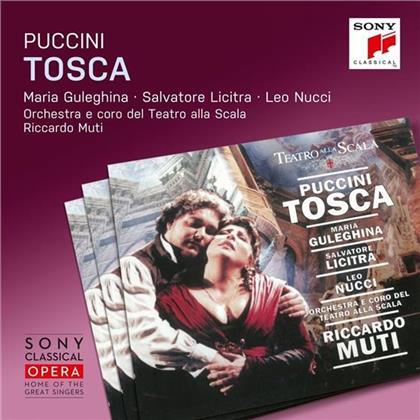 Maria Guleghina, Salvatore Licitra, Leo Nucci, Orchestra e Coro del Teatro alla Scala Milano, Giacomo Puccini (1858-1924), … - Tosca (2 CDs)
