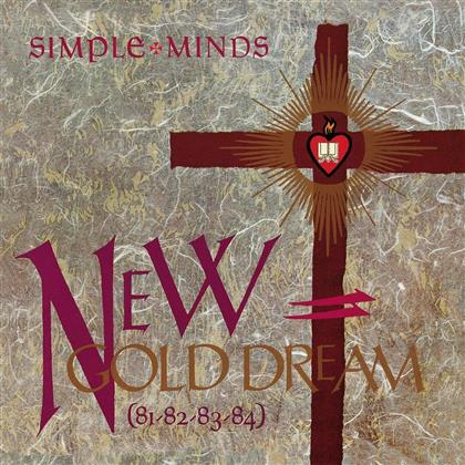 Simple Minds - New Gold Dream (81/82/83/84) (LP)
