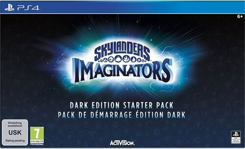 Skylanders Imaginators Starter Pack - Dark Creation Edition