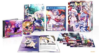 Touhou Genso Rondo Bullet Ballet (Limited Edition)