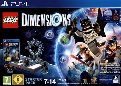 LEGO Dimensions Starter (SPECIAL inkl. SUPERGIRL Figur)