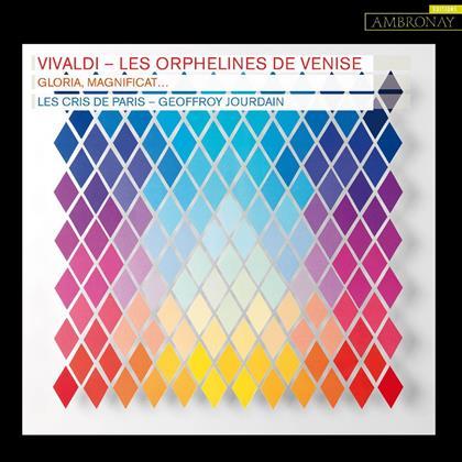 Antonio Vivaldi (1678-1741) & Cris De Paris - Les Orphelines De Venise