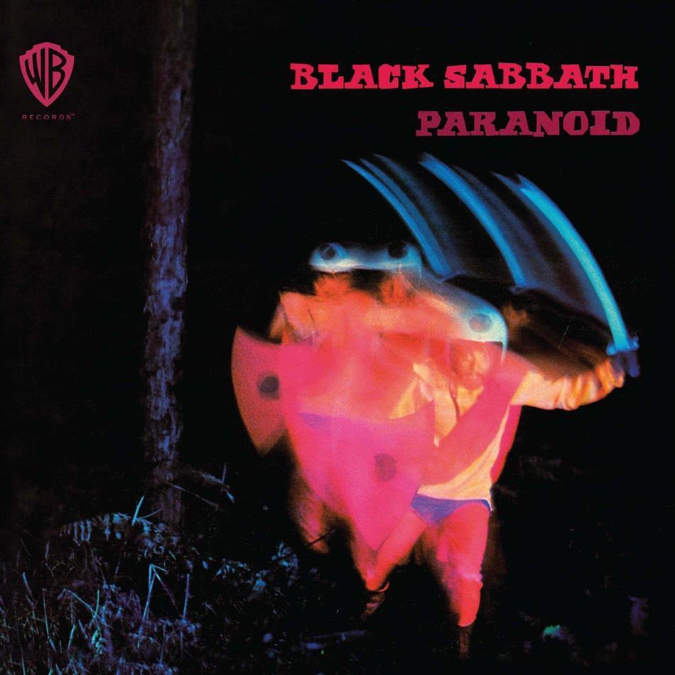 Black Sabbath - Paranoid - 2016 Rhino Reissue