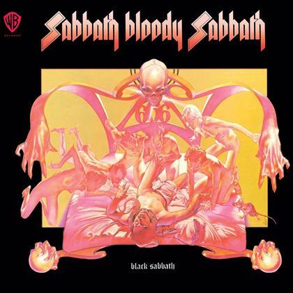 Black Sabbath - Sabbath Bloody Sabbath - 2016 Rhino Reissue