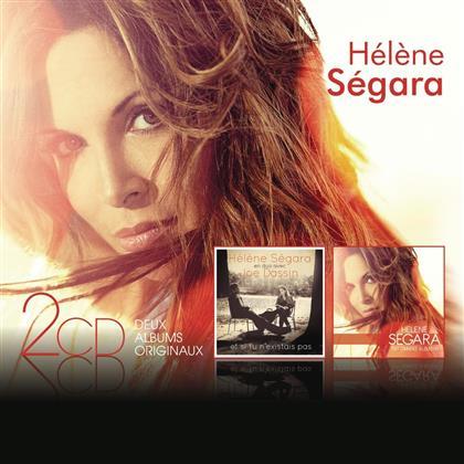 Helene Segara - Et Si Tu N'Existais Pas / Tout Commence Aujourd'Hui (2 CDs)