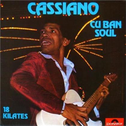 Cassiano - Cuban Soul 18 Kilates (LP)