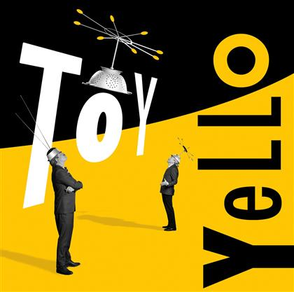 Yello - Toy - Gatefold (2 LPs)