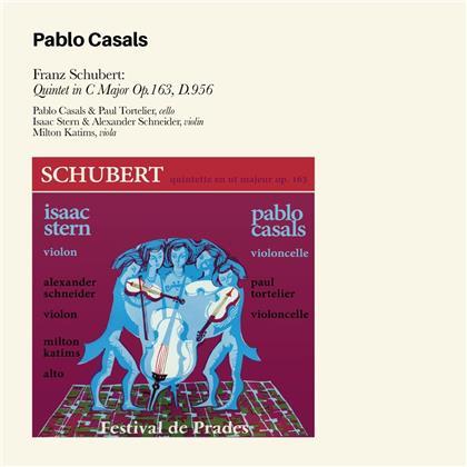 Pablo Casals (1876 - 1973) & Franz Schubert (1797-1828) - Quintet In C-Dur, Op.163