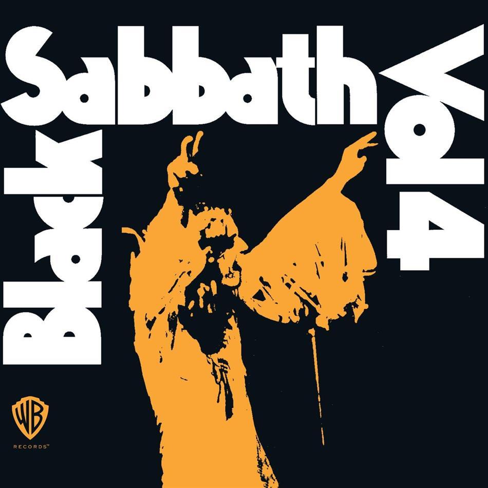 Black Sabbath - Vol 4 - 2016 Re-Release