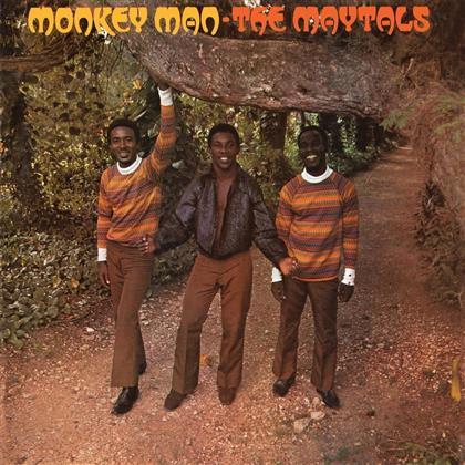 The Maytals - Monkey Man (LP)