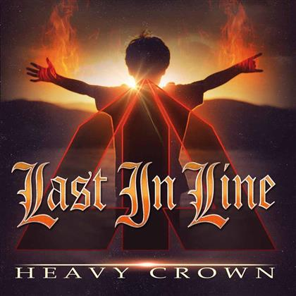 Last In Line (Rock) - Heavy Crown (Limited Deluxe Edition, 2 LPs)
