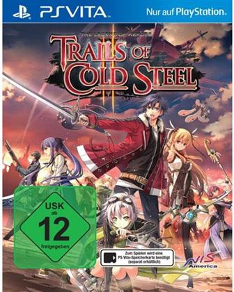 The Legend of Heroes - Trails of Cold Steel 2 [PSVita]