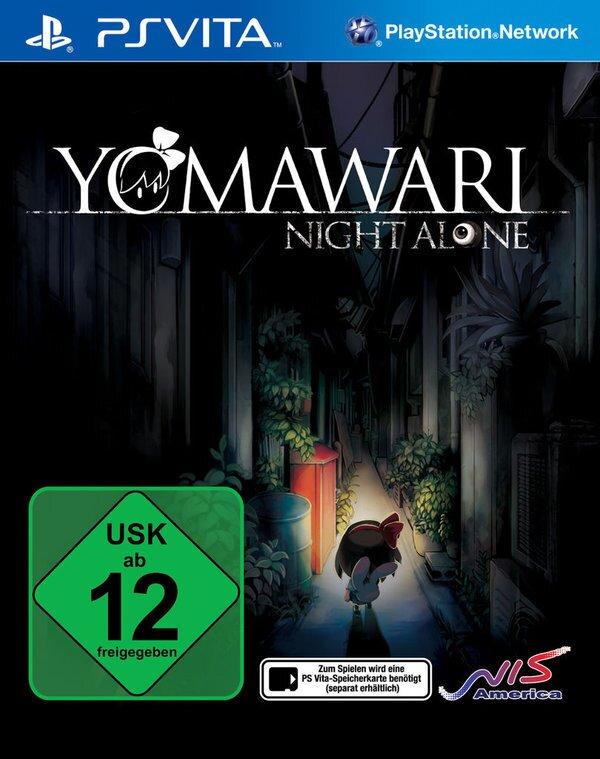 Yomawari: Night Alone / htoL#NiQ - The Firefly Diary [PSVita]