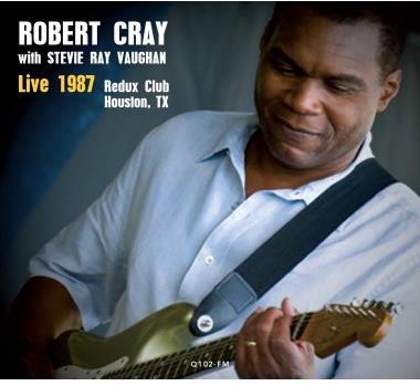 Robert Cray - Live In Houston - Texas 1987 Q102 FM Broadcast