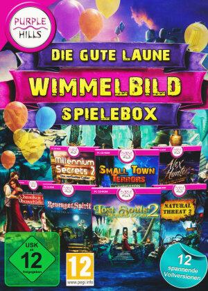Gute Laune Wimmelbild-Spielebox