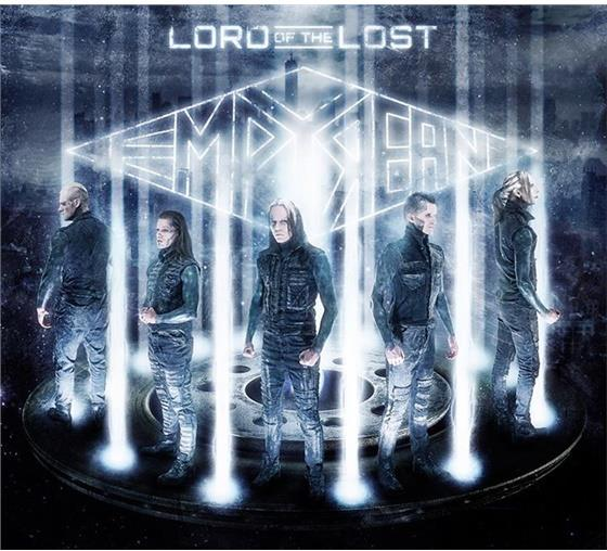 Lord Of The Lost - Empyrean - Limited Edition Steelbox (3 CDs + DVD)