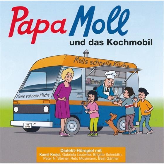 Papa Moll - Und Das Kochmobil