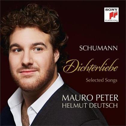 Robert Schumann (1810-1856), Mauro Peter & Helmut Deutsch - Dichterliebe, Op. 48