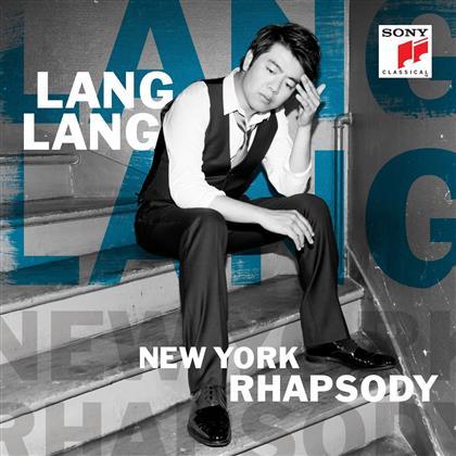 George Gershwin (1898-1937), + & Lang Lang - New York Rhapsody (2 LPs)