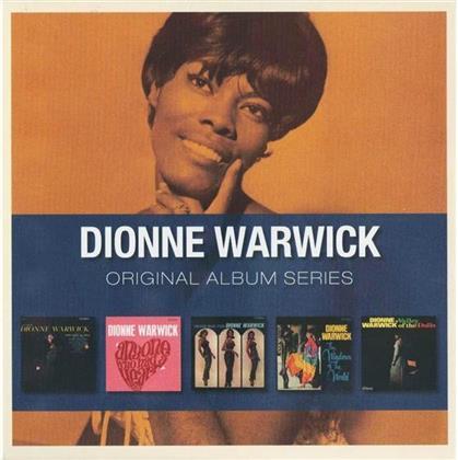 Dionne Warwick - Original Album Classics (5 CDs)