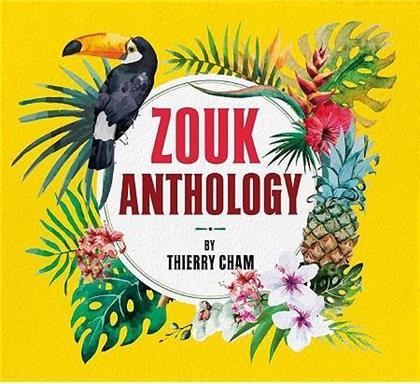 Zouk Anthology & Jacob Desvarieux - Various (5 CDs)