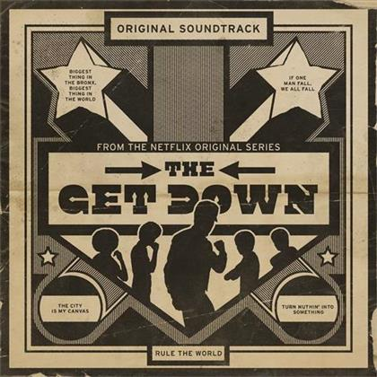 The Get Down (OST) - OST 1 (Deluxe Edition, 2 CD)