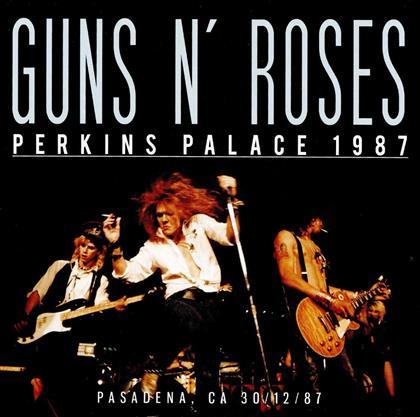 Guns N' Roses - At The Perkins Palace Pasadena 1987 - FM Broadcast (2 LPs)