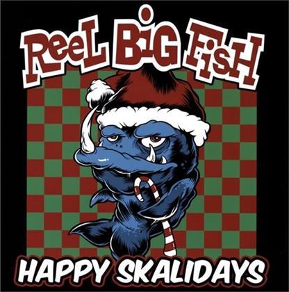 Reel Big Fish - Happy Skaladays (Limited Edition, Colored, LP)