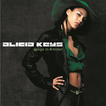 Alicia Keys - Songs In A Minor - 2016 Reissue (2 LPs)