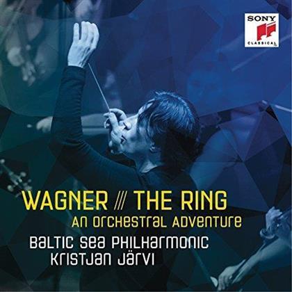 Kristjan Järvi & Richard Wagner (1813-1883) - The Ring - An Orchestral Adventure