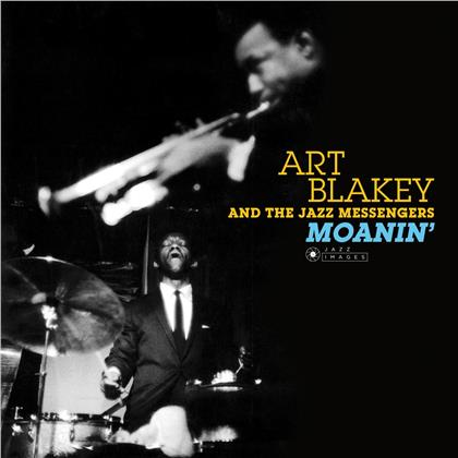 Art Blakey - Moanin - Jazz Images (LP)