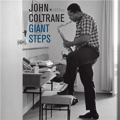 John Coltrane - Giant Steps - Jazz Images (LP)