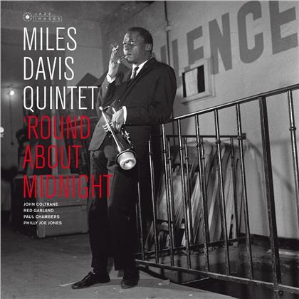 Miles Davis - Round About Midnight - Jazz Images (LP)