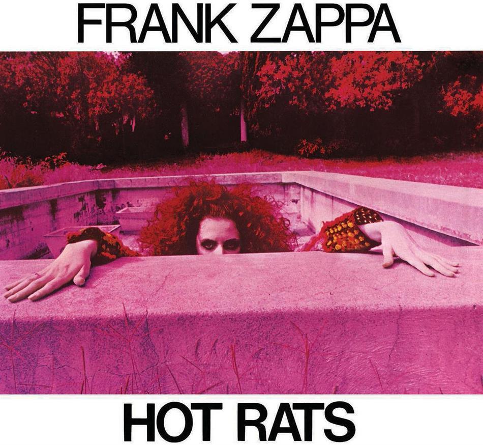 Frank Zappa - Hot Rats - 2016 Version/Gatefold (LP)