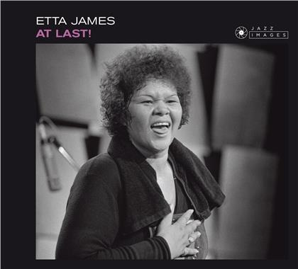 Etta James - At Last - Jazz Images