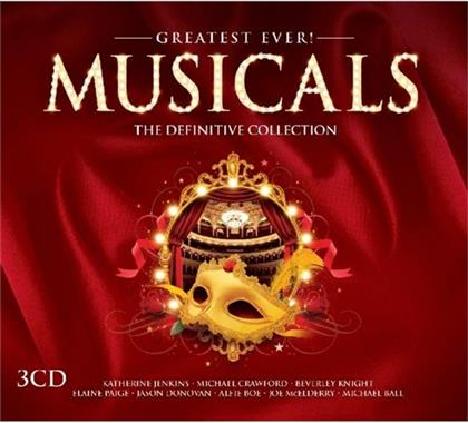 Musicals - Greatest Ever (3 CD)