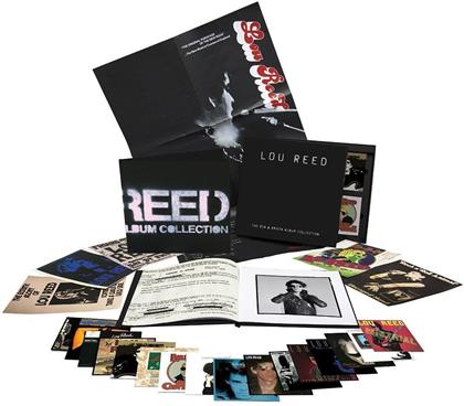 Lou Reed - Rca/Arista Albums Collection (17 CDs)