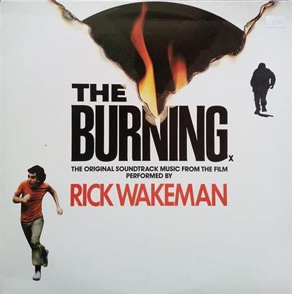 Rick Wakeman - Burning - OST (LP)