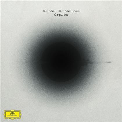 Jóhann Jóhannsson - Orphee