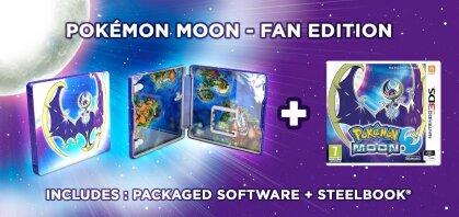Pokemon Lune (Steelbook Edition)