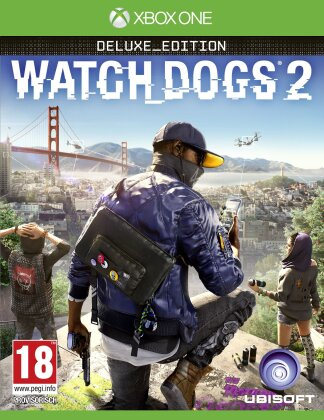 Watch Dogs 2 (Édition Deluxe)