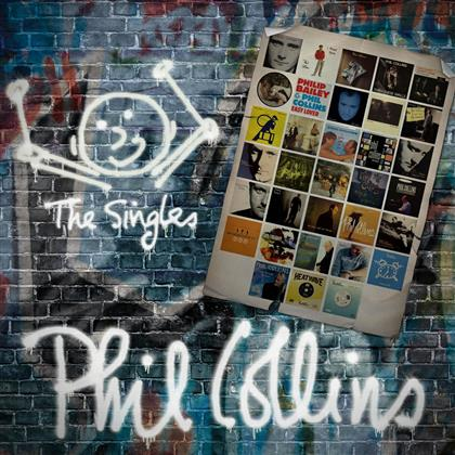 Phil Collins - Singles - US Jewelcase Edition (2 CDs)