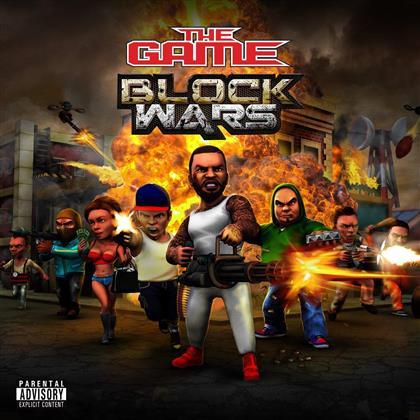 The Game (Rap) - Block Wars