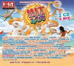 Hit Mania Estate 2016 (2 CDs)
