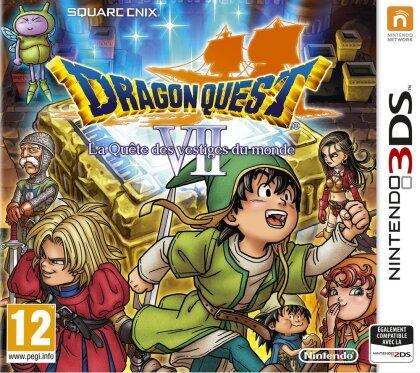 Dragon Quest VII : La Quete Des Vestiges Du Monde