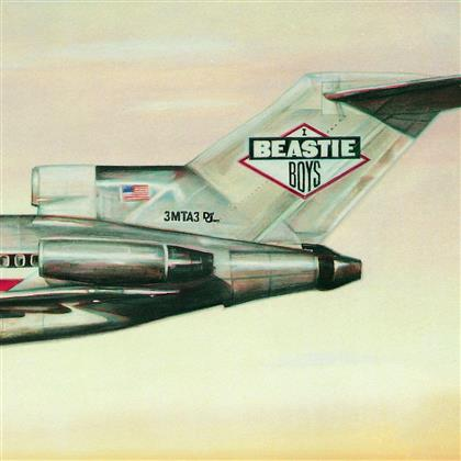Beastie Boys - Licensed To Ill (30th Anniversary Edition, LP)
