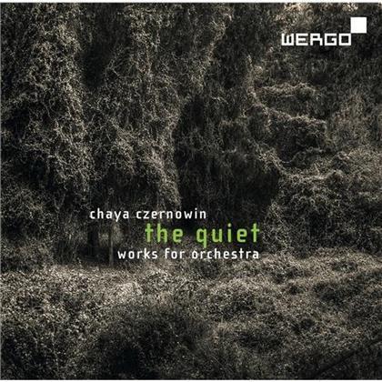 Wessel, Schmidt & Chaya Czernowin - The Quiet - Works For Orchestra