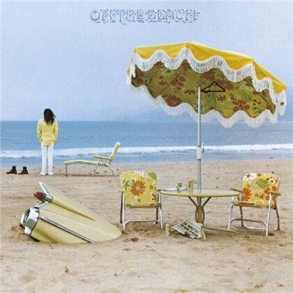 Neil Young - On The Beach - 2016 Reissue (LP)