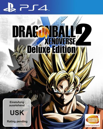 Dragon Ball: Xenoverse 2 (Édition Deluxe)