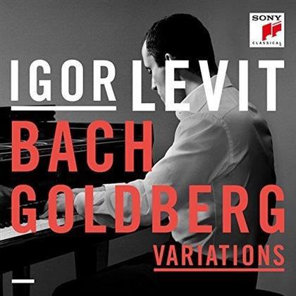 Johann Sebastian Bach (1685-1750) & Igor Levit - Goldberg Variations BWV98